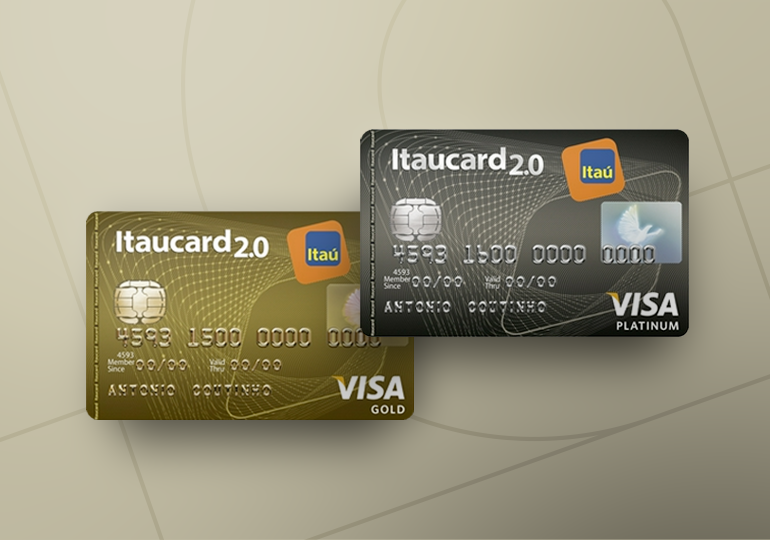 Itaucard 2.0 Gold